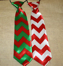 NEW baby boy chevron ties Green red,red white! Photography Photo Prop,USA,4 july
