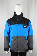 The North Face Men's Wrencher Insulated Jacket Athens Blue Graphite Grey A92JSM0