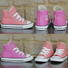 Converse Toddlers/Infants C/T HI Trainers Pumps new in UK Size 3,4,5,6,7,8,9,10