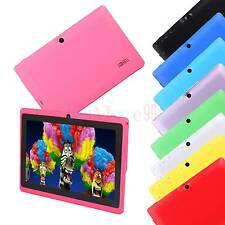 "7"" ANDROID kikat 4.4 Capacitive 4GB 512M A23 Dual Camera WiFi 3G Google Tablet"