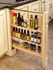 LOWER CABINET FILLER/PULLOUT/ORGANIZER/SPICE RACK