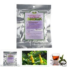 Candelabra Bush Tea: Relief of Constipation & as a Herbal Natural Laxative