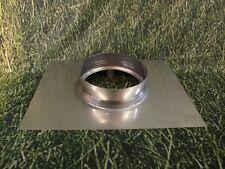 "Chimney Liner Top Plate 12"" X 12"" X Specify Your Size"