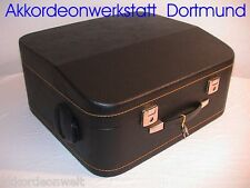 Fisarmonica VALIGIA con rotelle, accordion case with wheels, 72, 96, 120 - 185 Bass