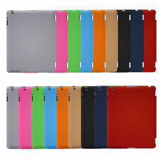 Ultra Slim Smart Hard Plastic Back Case Cover For Apple iPad 2 3 4 Air/5 6 Mini