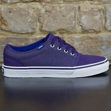 Vans 106 Vulcanized Trainers Pumps Brand new in box in UK Size 6,7,9,10,11