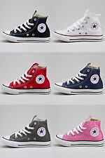 Converse Kids/ Youth C/T A/S Hi Trainers new in UK Size 10,11,12,13,1,2