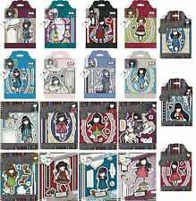 DOCRAFTS PAPERMANIA SIMPLY GORJUSS RUBBER STAMP SETS INCLUDES NEW 2015 DESIGNS
