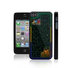 Fifa World Cup 2014 Brasil Retro Maze Puzzle Game Hard Back Case For iPhone 4 4s