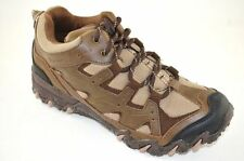 NEW WOMENS SKECHERS HIKING SHOES COMPULSIONS CANYON CREEK BROWN/TAUP STYLE 47660