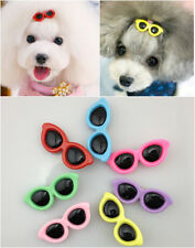Cute Sunglasse Pet Dog Cat Puppy Grooming Hair Clip Hair Accessories Colors Pick
