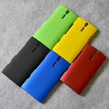 For Sony Xperia S Arc HD LT26i Rubberized Matte Hard case back cover