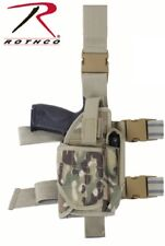 MULTICAM Police & Military Deluxe Tactical Adjustable Drop Leg Gun Holster 10751