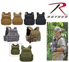 Military Police Security Molle Tactical Plate Carrier Assault Vest 8922