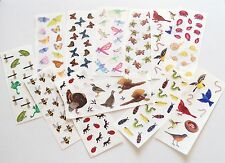 Creeative Memories 2x5 Studio Sticker Strip~U Choose~Birds~Frogs~Fowl~Insects
