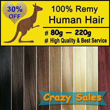 Many Color Nice Luxury Real Remy Human Hair Extensions Clip in Weft Full Head