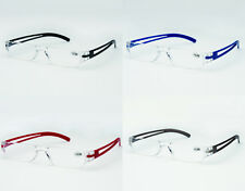 Univo Ready Readers Reading Glasses R5 in +1 +1.5 +2 +2.5 +3