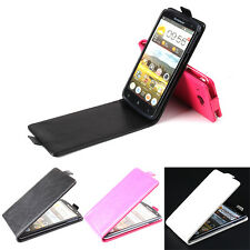 New Leather Flip Case Cover for Lenovo S920 Smartphone