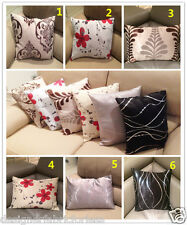 NEW 2 Pair of Cushion Home Decor Decorative pillow case 44X34cm WITH INSERTS
