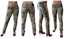 QUIKSILVER LADIES KNOCKOUT SKINNY JEANS CHOICE OF SIZES NEW WAY UNDER HALF PRICE
