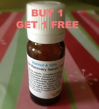 Retinol Vitamin A Oil 2 -10% Acne Treatment Scars Blemish Wrinkles Lines Pimples