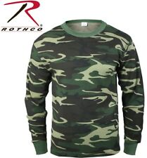 CAMO Military Cold Weather M.W.Thermal Knit Underwear TOP ONLY 6100 6101