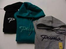 Puma Women's Hooded Pullover with Front Pcoket in Various Colors and Sizes NWT