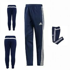 Men's Adidas Tiro 13 Training Pants Soccer Climacool Navy Z19899