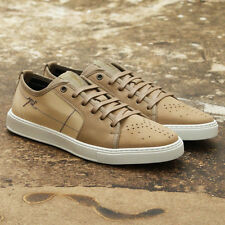NEW Yves Saint Laurent Beige Malibu Trainers GENUINE RRP: £300 BNIB - SIZE 39