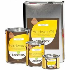 Treatex Hard Wax Oil 007 Clear Matt For Wooden Floors/Doors/Furniture/Worktops