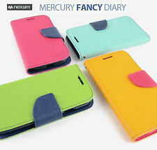Mercury Goospery Fancy Diary Cover Case PU Leather for Samsung Galaxy S3 III