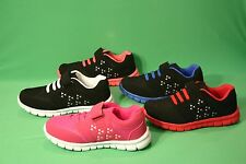 Kids Boys & Girls Air Sneakers Athletic Tennis Sport Shoes Running Sizes 10-4