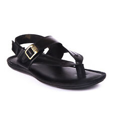 US 6-10 GENUINE LEATHER---Handmade Sandals- Leather lining & Light Weight Sole