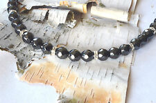 WOMEN'S Magnetic Hematite Necklace THERAPY POWERFUL STRONG Gauss QUICK Shipping