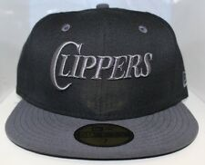 Los Angeles Clippers New Era 59Fifty Limited Edition Black/Charcoal 59Fifty Hat