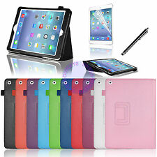Folio PU Leather Cover Smart Satnd Case For New Apple iPad Air 5 5th Gen 2013