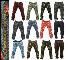 New Men's Premium IMPERIOUS Casual Military Army Camo Cargo Combat Pants IMP