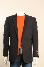 New Mens 2button Black Navy Brown Charcoal Gray Sport Coat Jacket Blazer