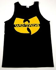 WU TANG CLAN Tank Top Rap Hip Hop Gza Rza ODB T-shirt Adult S-2XL Black New