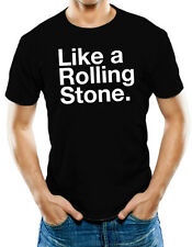 Like A Rolling Stone Rolling Stones Bob Dylan T-Shirt Shirt