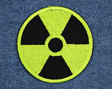 Bruce Banner / Incredible Hulk Gamma Radiation Patch: Sew-On, Iron-On or Velcro