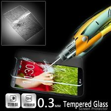 Tempered Glass Explosion proof Screen Protector 0.3mm For LG G2 G3 Pro 2 Nexus 5