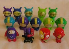 Series 1 Gogo's Crazy Bones Figures (numbers 1 to 40 Your Choice)