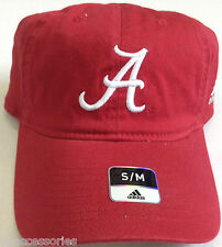 NCAA Football Alabama Crimson Tide Adidas Cap Hat NEW!