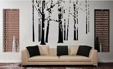 Autumn Fall Tree Branch Park Removable Room Wall Decal Vinyl Sticker Decor