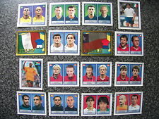 1998 Merlin World Cup 98 Official England Stickers including Foils 180-300