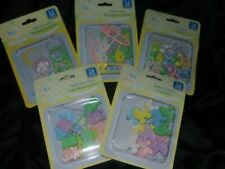 Baby Shower Decorations Favors Table Scatter Boy Girl Game Pieces Cupcake Topper