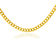 Cuban Link Gold Chain Lobster Claw Clasp 1.67 mm Made in USA
