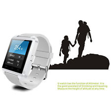 Fashion U8 Sport Bluetooth Smart Watch Wristwatch For Samsung Android phone,ipad