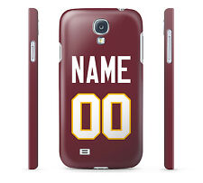 NFL Washington Redskins - Personalized Hard Cover Case for iPhone, 65+ others
